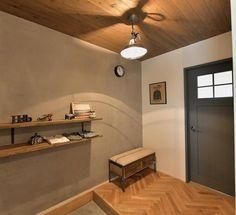 おしゃれ部屋 i brownie calories - Brownie Living Room Japanese Style, Japanese House, Room Interior Design, Cafe Interior, Yellow Houses, Cool Rooms, Colorful Interiors, Home Kitchens, Home Fashion