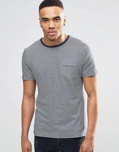Ringspun Paulino Striped T-Shirt