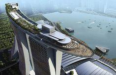 Marina Bay Sand, Singapore.
