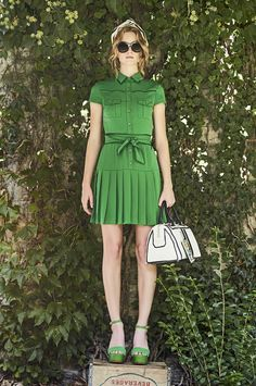 Alice + Olivia - Spring 2017 Ready-to-Wear