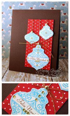 A JR Card [Feliz Navidad]