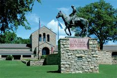 Will Rogers Museum - Claremore, Ok