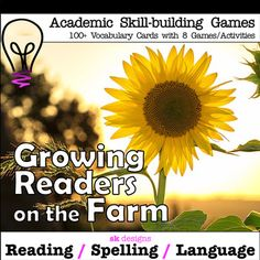 Early literacy skills emergent reading classroom and distance learning resources Literacy Skills, Early Literacy, Literacy Activities, Literacy Centers, Home Learning, Learning Resources, Classroom Resources, First Grade Lessons, Phonics Games