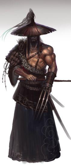 Samurai & Fantasy