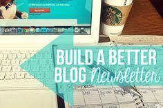 Primp My Blog: Build a Better Blog Newsletter #TWIPS