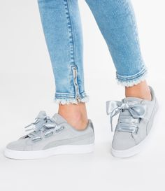 Sneaker women - Puma Heart blue grey