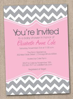 Baby Shower Invite Template Printable Free