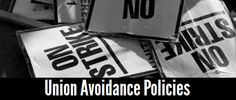 """#Union Avoidance #Policies 