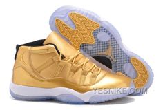 http://www.yesnike.com/big-discount-66-off-jordan-11s-retro-shoes-gold-new.html BIG DISCOUNT! 66% OFF! JORDAN 11S RETRO SHOES GOLD NEW Only 112.78€ , Free Shipping!