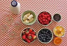 21. #Mixed up Fruit #Smoothie - 23 Smoothies That Aid in #Weight Loss ... → #Weightloss #Sweets