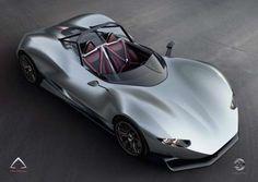 Aznom SerpaS, Italiaanse schone met zingende V8 - Auto55.be