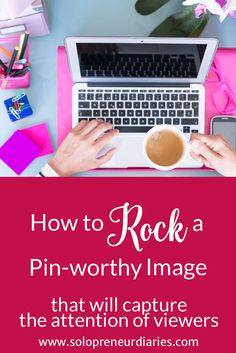 Trying to drive traffic to your business with social media? These tips will show you how to make your images stand out in the Pinterest feed so that readers will click through to your blog or website.
