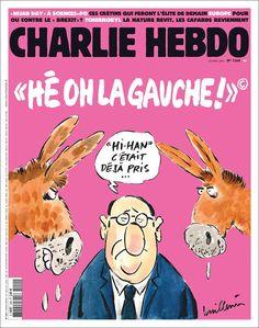 Charlie Hebdo - N° 1240 - 27 Avril 2016