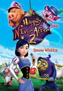 "FULL MOVIE! ""Happily N'Ever After 2: Snow White"" (2009)  ""Happily N'Ever After 2: Snow White"" (2009) All of your favorite characters are back for more hilarity in HAPPILY N'EVER AFTER 2, a twisted fairy tale re-telling of Snow White! 