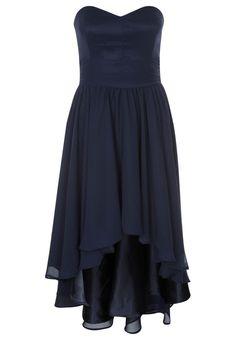 Swing Ballkleid schwarzblau Bekleidung bei Zalando.de | Material Oberstoff: 100% Polyester | Bekleidung jetzt versandkostenfrei bei Zalando.de bestellen!