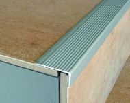 Bendable Aluminium Profile For Stairs 2 7m Stair Nosing Tile