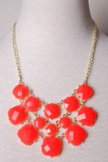 Bright Lights Necklace $25