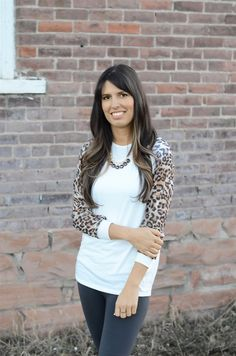 Spring Leopard Sleeve Top | Jane Join me on Poshmark, the #1 app to buy & sell fashion. Shop 5,000+ brands at up to 70% off! Sign up with code POEXT to save $10: https://bnc.lt/m/1FcEuvxu8q