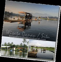 Wisata Danau di Jawa Barat