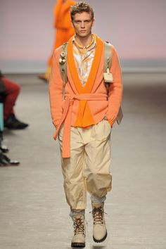 Really strong POV from Topman. And some nice looking boots.  #menswear #fashion #lfw