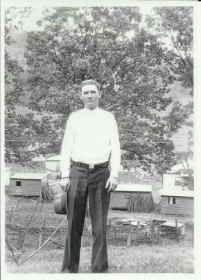 James Overton - my grandpa