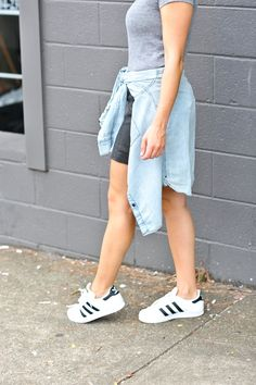 Adidas Superstar Vita Outfit