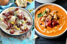 15 Delicious Soups To Keep You Warm And Cozy This Winter