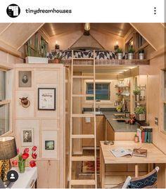 Small Tiny House Micro Plans Design