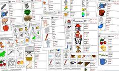 Suite à la mise à jour de ma programmation en phonologie, j'ai fait le point sur mes fiches sons : - affiche pour chaque son - flashcards pour le travail en groupe - travail sur fiche (recherche le son dans le mot, dans la syllabe)
