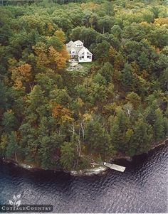 Cottage Country Listing - Heaven On Mill Lake - No Neighbours in Georgian Bay - Cottage Country Rentals Cottage Rentals, List Of Countries, Georgian, Bed And Breakfast, Lodges, Ontario, The Good Place, Wanderlust, Heaven