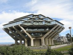 Geisel Library; University of California at San Diego