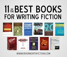 Writer's Resource: 11 of the Best Books on Writing Fiction. What resources would you like to see?