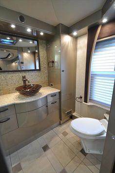 rv bathrooms - Google Search