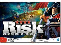 Sander 299 kr. Risk Refresh - spil