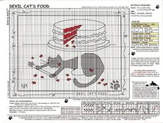 Devil Cat's Food