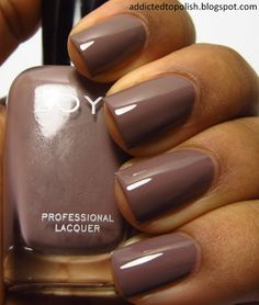 Normandi :Addicted to Polish: Zoya Naturel Collection Swatches and Review