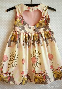 {sewing, crafts, party inspiration}: Sweetheart Dress Pattern Re … - Baby Dress Little Dresses, Little Girl Dresses, Nice Dresses, Baby Dresses, Little Girl Dress Patterns, Baby Girl Dress Patterns, Baby Dress Pattern Free, Summer Dresses, Little Girl Fashion