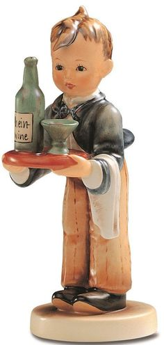 Features: -M.I.Hummel collection. -Material: Porcelain. -Includes original box and packaging. Product Type: -Figurine. Style: -Traditional. Theme: -Family/Historic. Subject: -Home decor and fur