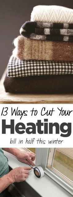 Winter, Winter Hacks, Winter Heating Hacks, How to Save Money Heating Your Home, How to Save On Electricity, Saving Money on Electricity, Winter Tips and Tricks, How to Survive During The Winter, Popular Pin