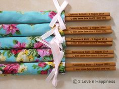 Japanese Chopsticks Wedding Favors with Engraving Services (min 20 pairs) on Etsy, $81.34 CAD