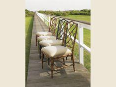 Island Estate Ceylon Side Chair - Lexington Home Brands