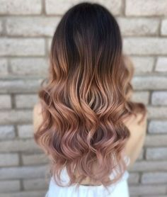 40 Disney Look Rose Gold Haarfarbe Ideen, Disney Look Rose Gold Haarfarbe Ideas0191