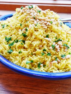 How to Make Fluffy, Flavorful Rice (Like an Arab) - with lots of nourishing tips.
