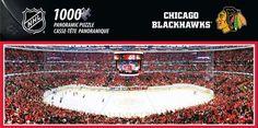 NHL Chicago Blackhawks - 1000 Piece Jigsaw Puzzle