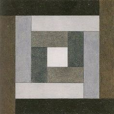 Etudes Bauhaus A - Victor Vasarely