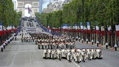 Bastille Day PowerPoint - Explore the history of Bastille Day and how it is celebrated in France.