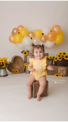 Baby Birthday Pictures, First Birthday Photos, Cute Baby Pictures, Baby First Birthday, Twin Pictures, First Birthday Photography, Baby Girl Photography, Children Photography, 1st Birthday Girl Decorations
