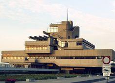Town Hall Terneuzen, Jaap Bakema | Terneuzen | Netherlands | MIMOA