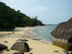 Beach of Pulau Tioman