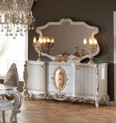 เฟอร์นิเจอร์หรู,Luxury Furniture Thailand ,ห้องนอนหรู,ตู้โชว์หรู,